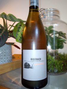 Vin orange du Domaine Riberach
