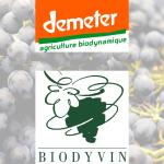 Labels officiels de la Biodynamie