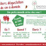 Dégustation de vin à domicile sur Montpellier et ses environs