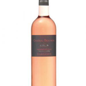 Château Beaubois Élégance rosé