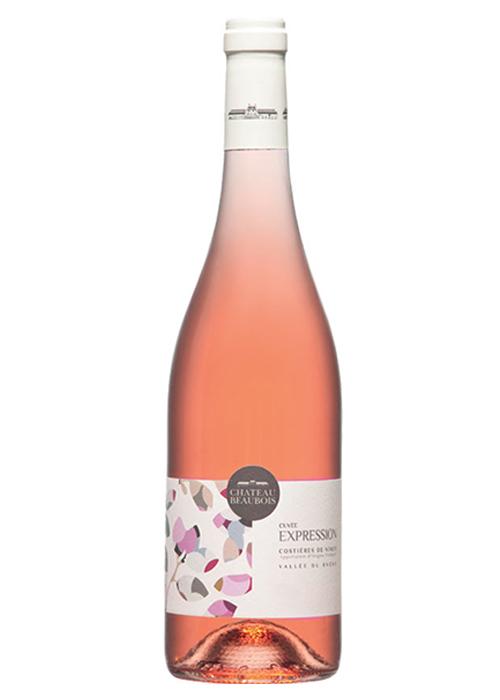 Château Beaubois Expression rosé