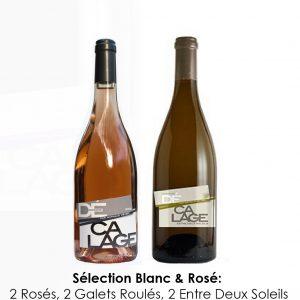Domaine DéCalage Sélection Blanc et Rosé