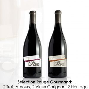 Domaine DéCalage rouge gourmand